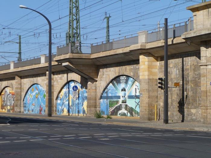 Граффити города Дрезден- часть 1. 26390