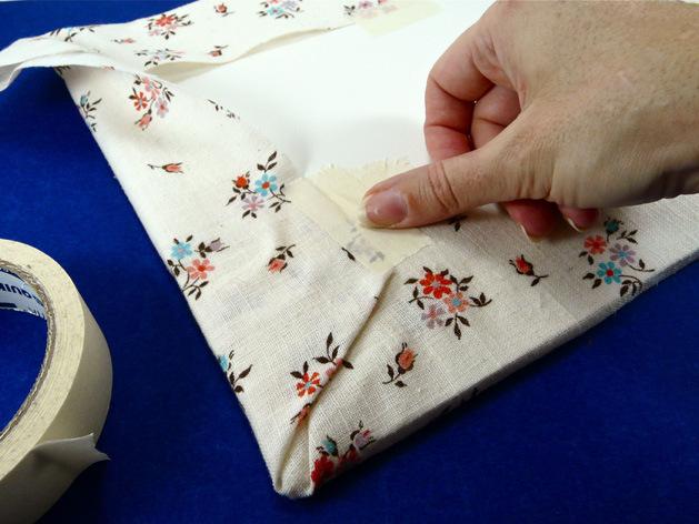 Фотография на ткани своими руками