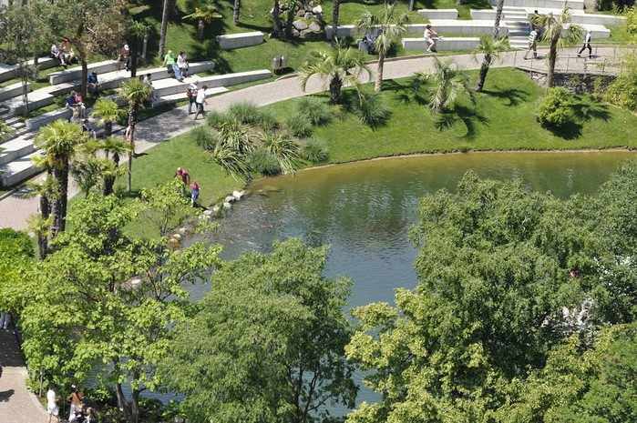 Сады замка Траутмансдорф 96829