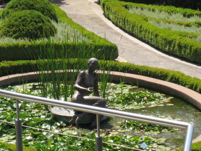 Сады замка Траутмансдорф 99256