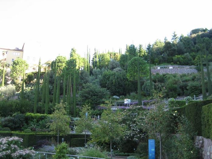 Сады замка Траутмансдорф 10546
