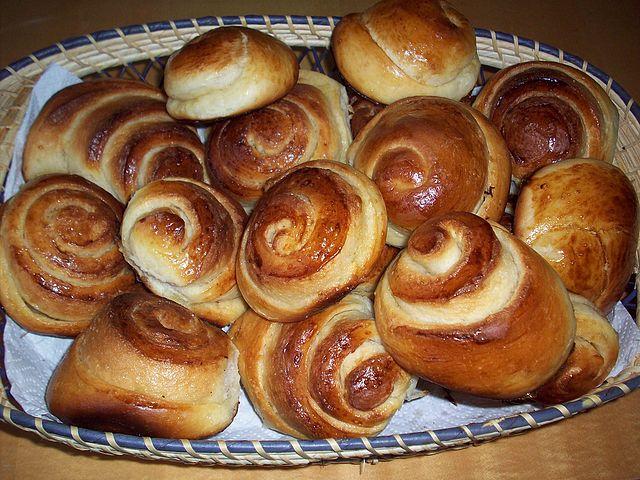 Рецепт булочек картинками