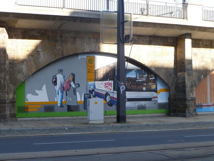 Граффити города Дрезден- часть 1. 61537