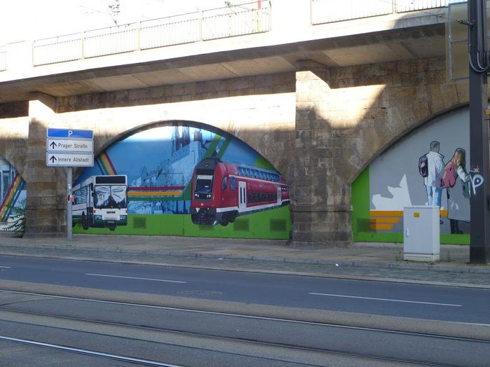 Граффити города Дрезден- часть 1. 17122