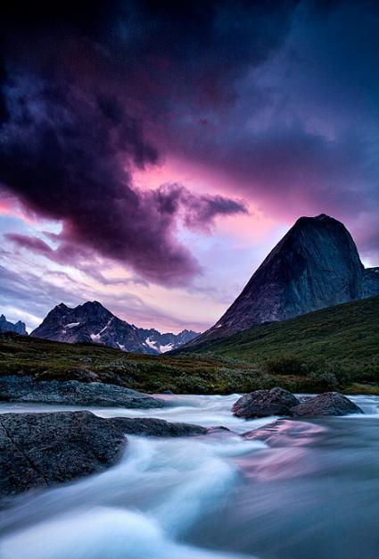 Гренландия сияние (425x626, 36Kb)
