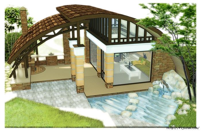 Ландшафтный дизайн от Патоля : ландшафтное проектирование участков - Bulletin-Board
