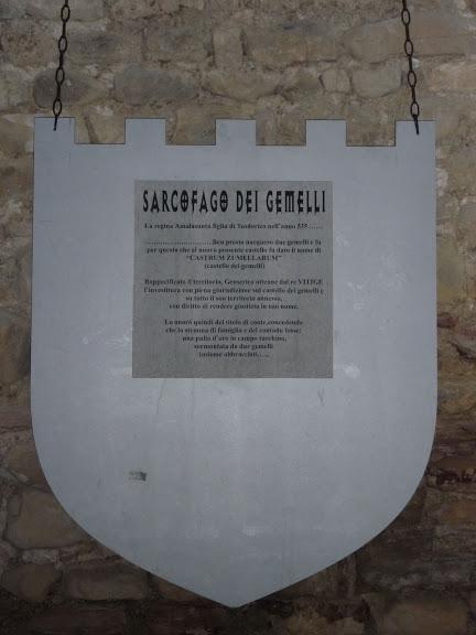 Замок Зумелле - Castello di Zumelle 70674