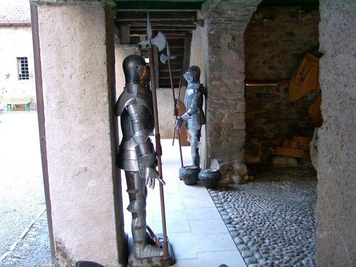 Замок Зумелле - Castello di Zumelle 54323