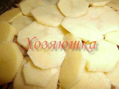 Весёлая картошка