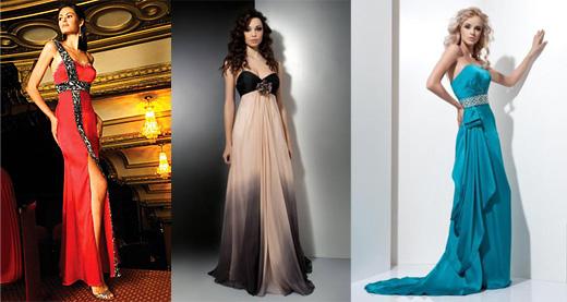 Как украсить вечерние платье своими руками