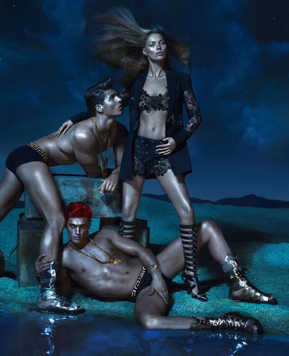 Versace модная летняя коллекция 3 (569x700, 125Kb)