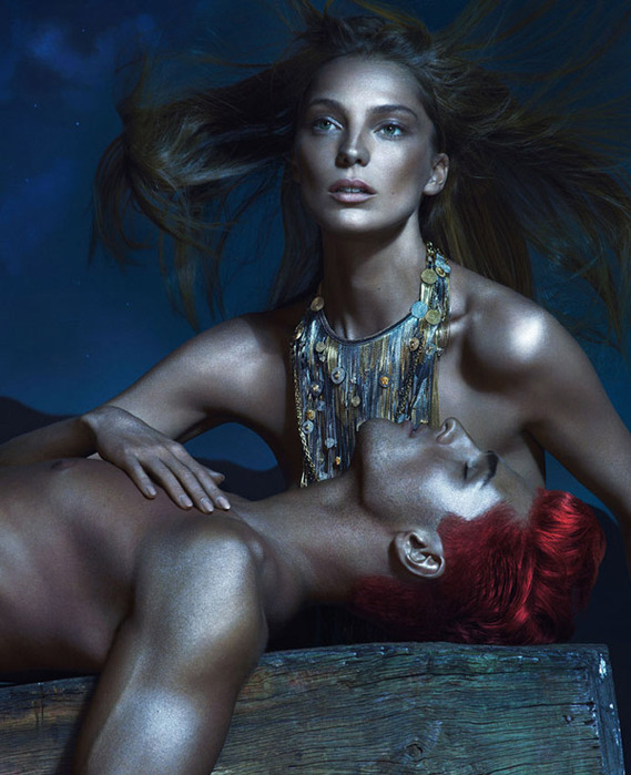 Versace модная летняя коллекция 5 (569x700, 122Kb)