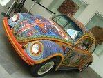 Лариса написав: Необычный автомобиль, украшенный бисером - для настоящих индейцев!