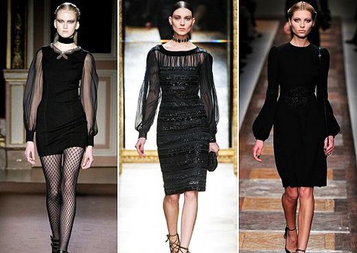 Маленькая черное платье