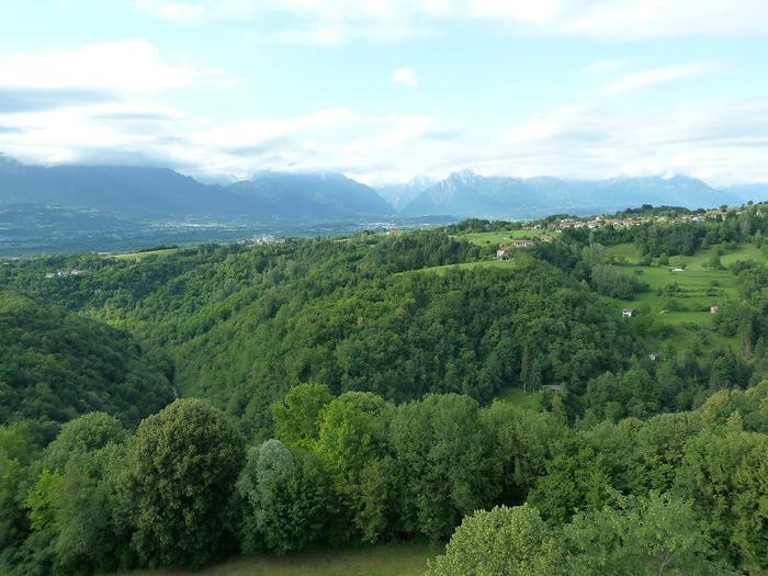 Замок Зумелле - Castello di Zumelle 77475