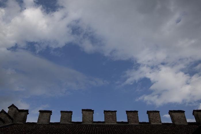 Замок Зумелле - Castello di Zumelle 22474