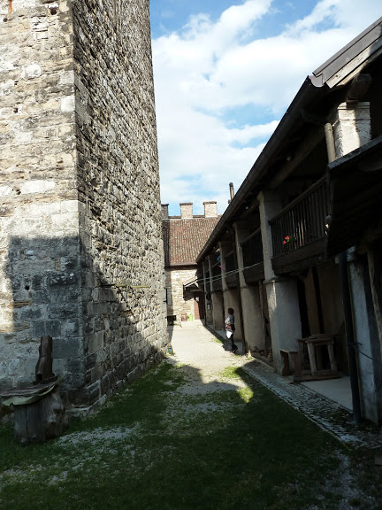 Замок Зумелле - Castello di Zumelle 73864