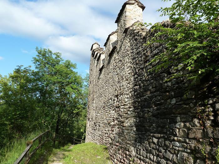 Замок Зумелле - Castello di Zumelle 28437