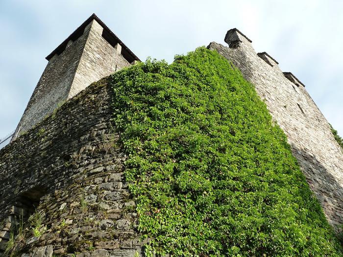 Замок Зумелле - Castello di Zumelle 79885