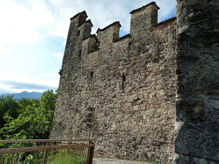 Замок Зумелле - Castello di Zumelle 29061