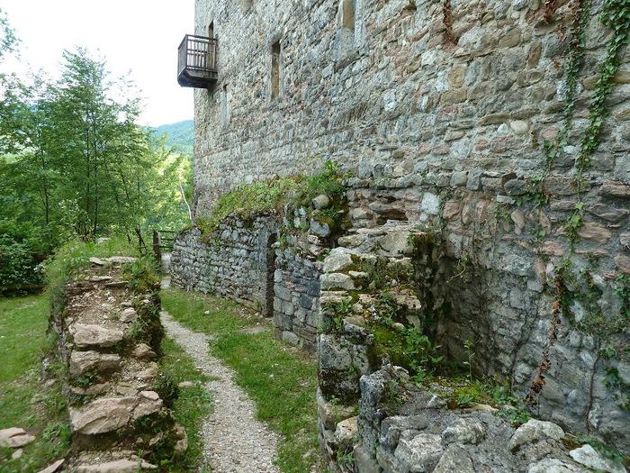 Замок Зумелле - Castello di Zumelle 75197