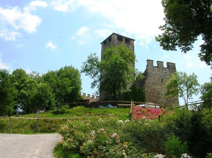 Замок Зумелле - Castello di Zumelle 83701