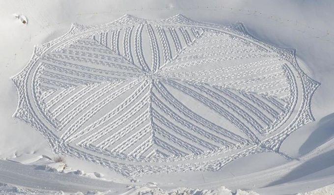 узоры на снегу фото 3 (680x397, 60Kb)