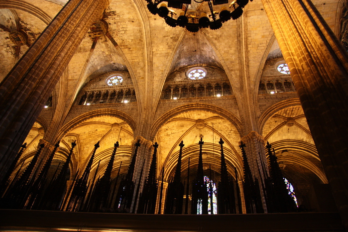 Spain-Barcelona-Catedral de la Santa Cruz y Santa Eulalia -2012-Изображение 972 (700x466, 284Kb)