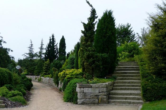 Бад Цвишенан : Park der Garten 22155