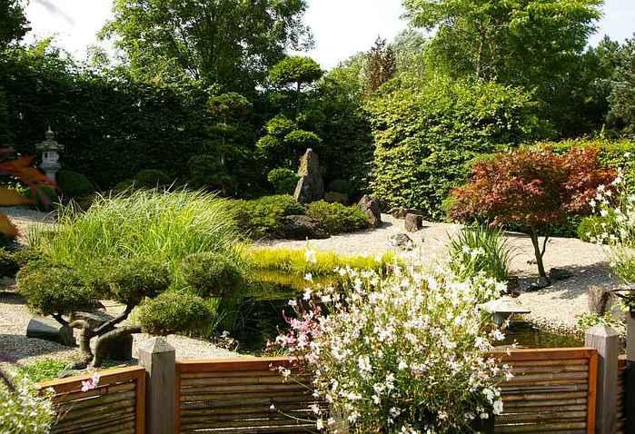 Бад Цвишенан : Park der Garten 61169