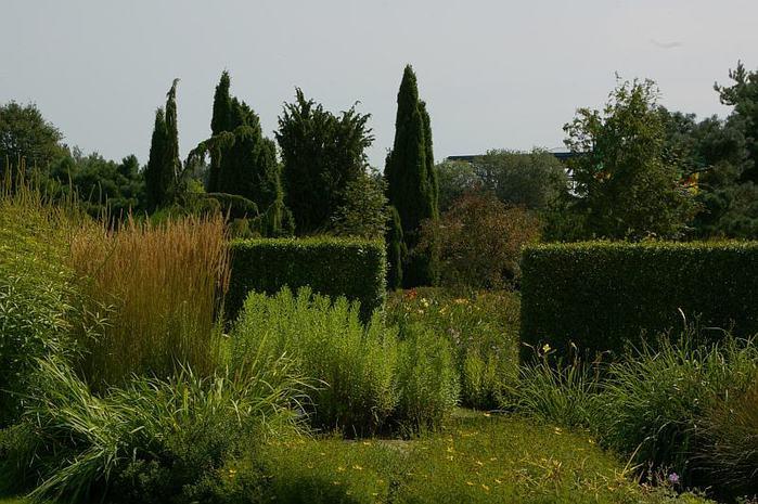 Бад Цвишенан : Park der Garten 26742