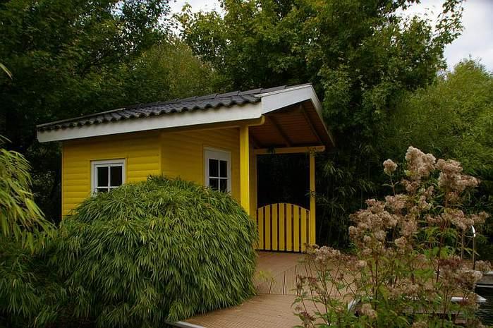 Бад Цвишенан : Park der Garten 68763
