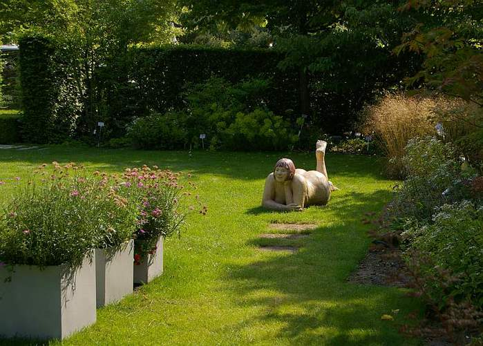 Бад Цвишенан : Park der Garten 31379