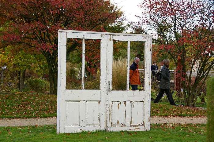 Бад Цвишенан : Park der Garten 30394
