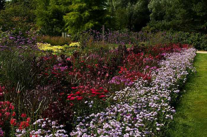 Бад Цвишенан : Park der Garten 47925