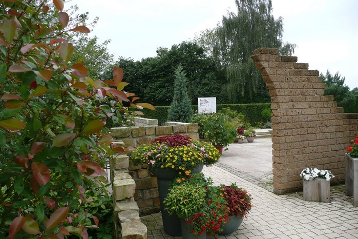 Бад Цвишенан : Park der Garten 22138