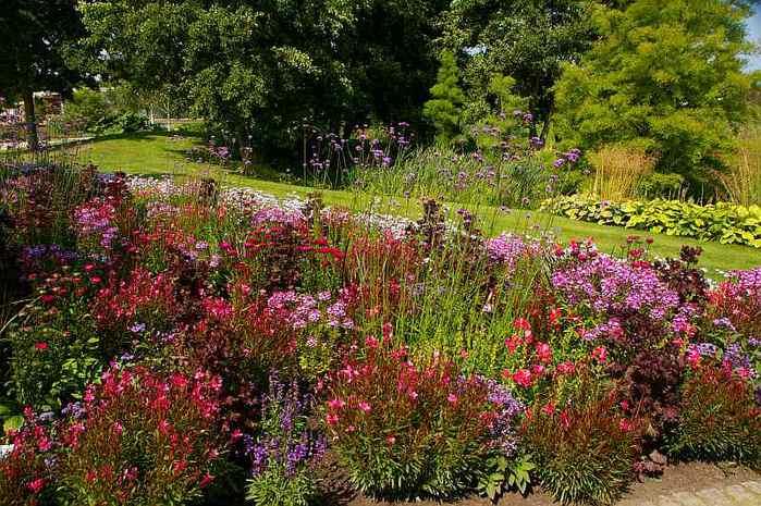 Бад Цвишенан : Park der Garten 70023