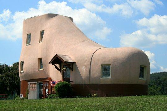Самые необычные дома в мире