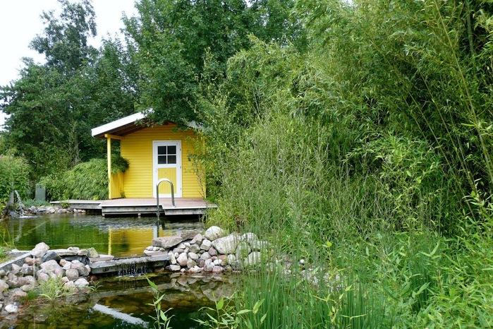 Бад Цвишенан : Park der Garten 37766