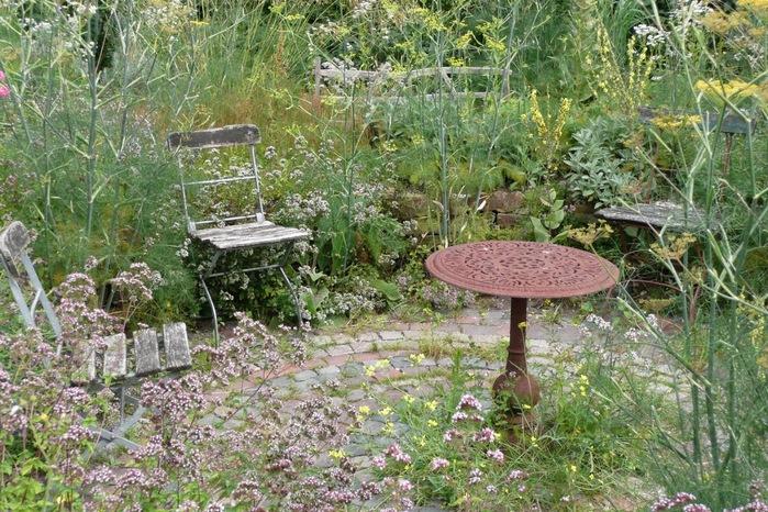 Бад Цвишенан : Park der Garten 29288
