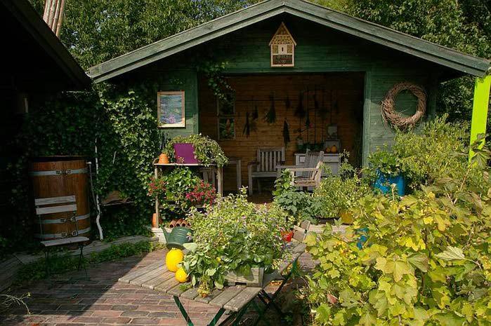 Бад Цвишенан : Park der Garten 49501