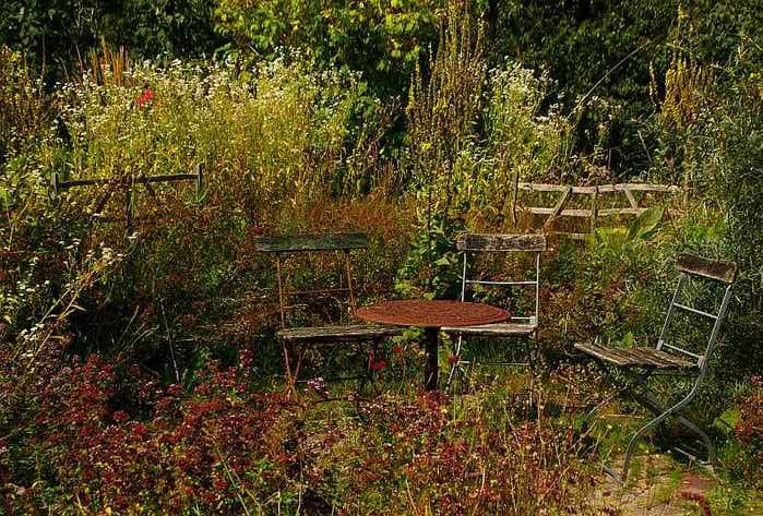 Бад Цвишенан : Park der Garten 83160
