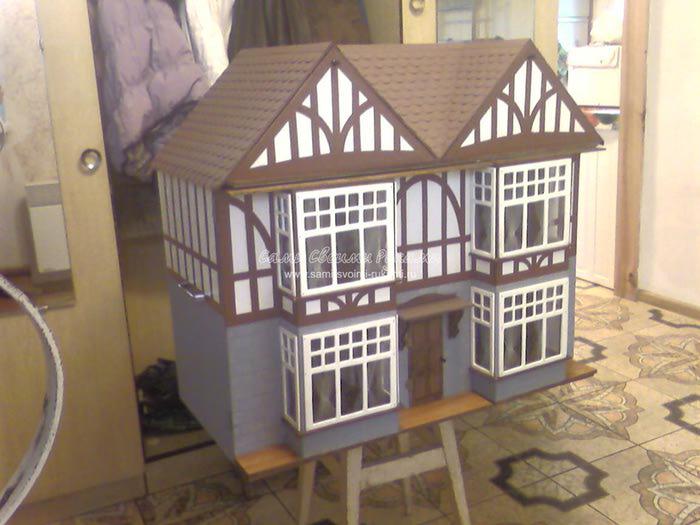 Пример кукольного домика