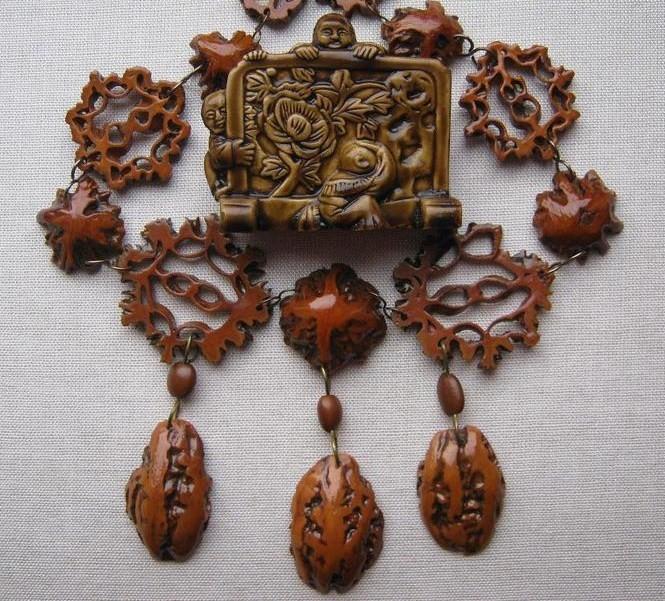 Поделки из ореха маньчжурского