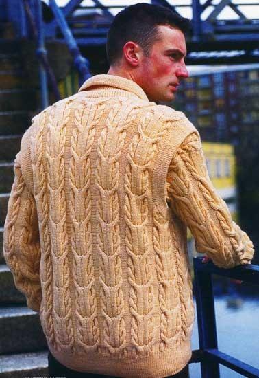 Мужские свитеры вязание на