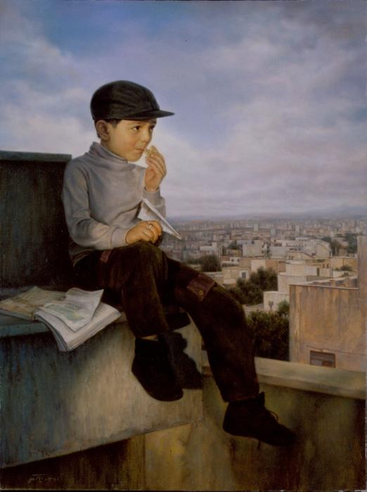 Работы иранского художника Iman Maleki