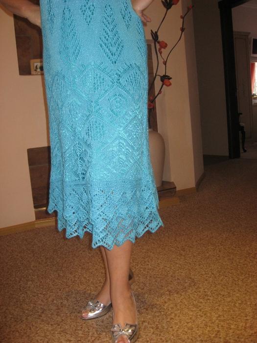 针织连衣裙 - maomao - 我随心动