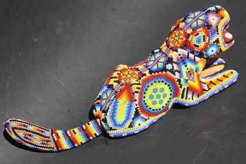 Традиционное творчество индейцев Уичоли 96270612_IMG_7189