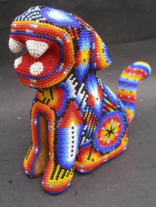 Традиционное творчество индейцев Уичоли 96270616_PA140039