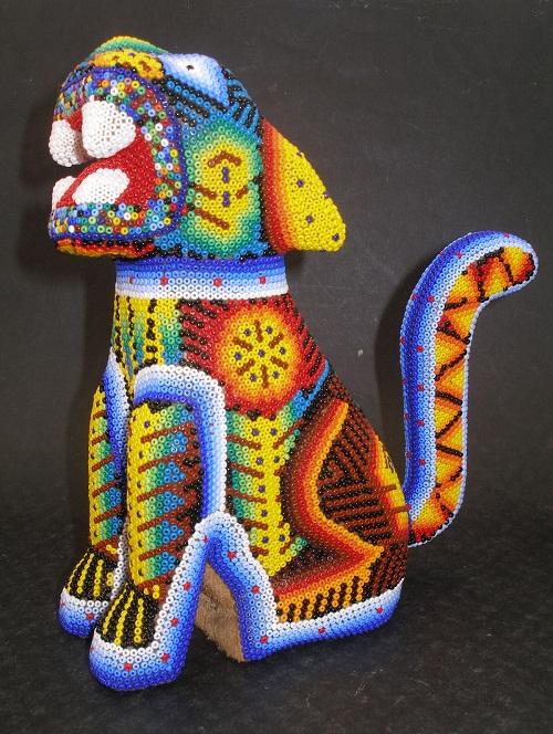 Традиционное творчество индейцев Уичоли 96270618_PC110055